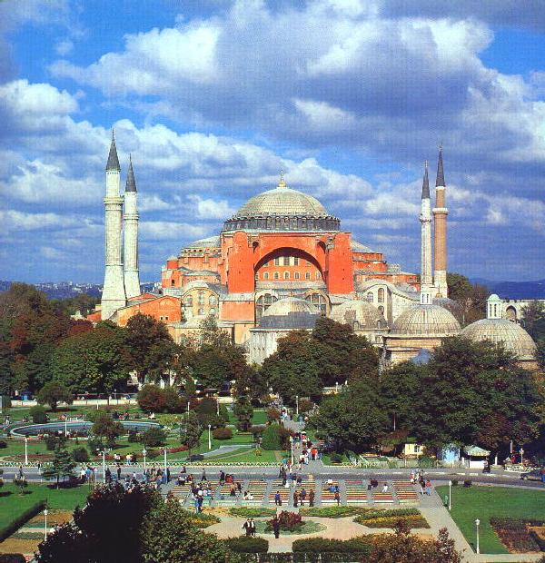 hagia sophia dan brown inferno